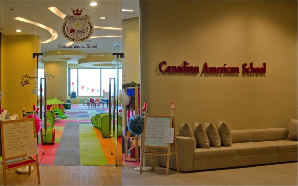 Manila Primary School Canadian American School